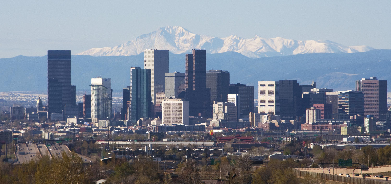 Denver-Skyline