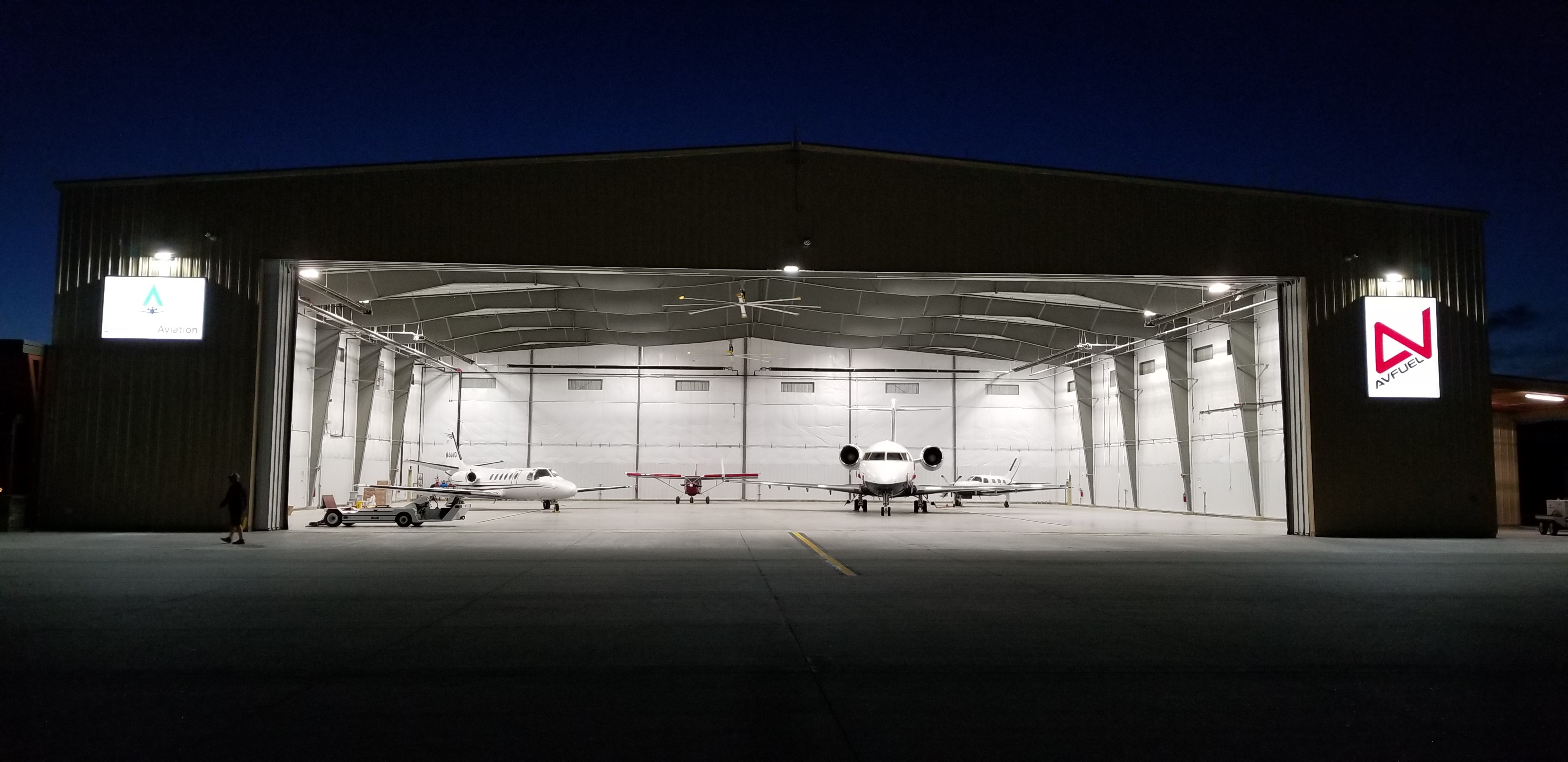 FBO-Night-Hangar